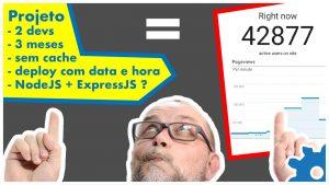 API de alta performance em 3 meses com LoopbackJS ExpressJS