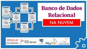 Serviços de Banco de Dados Relacional em Cloud Computing