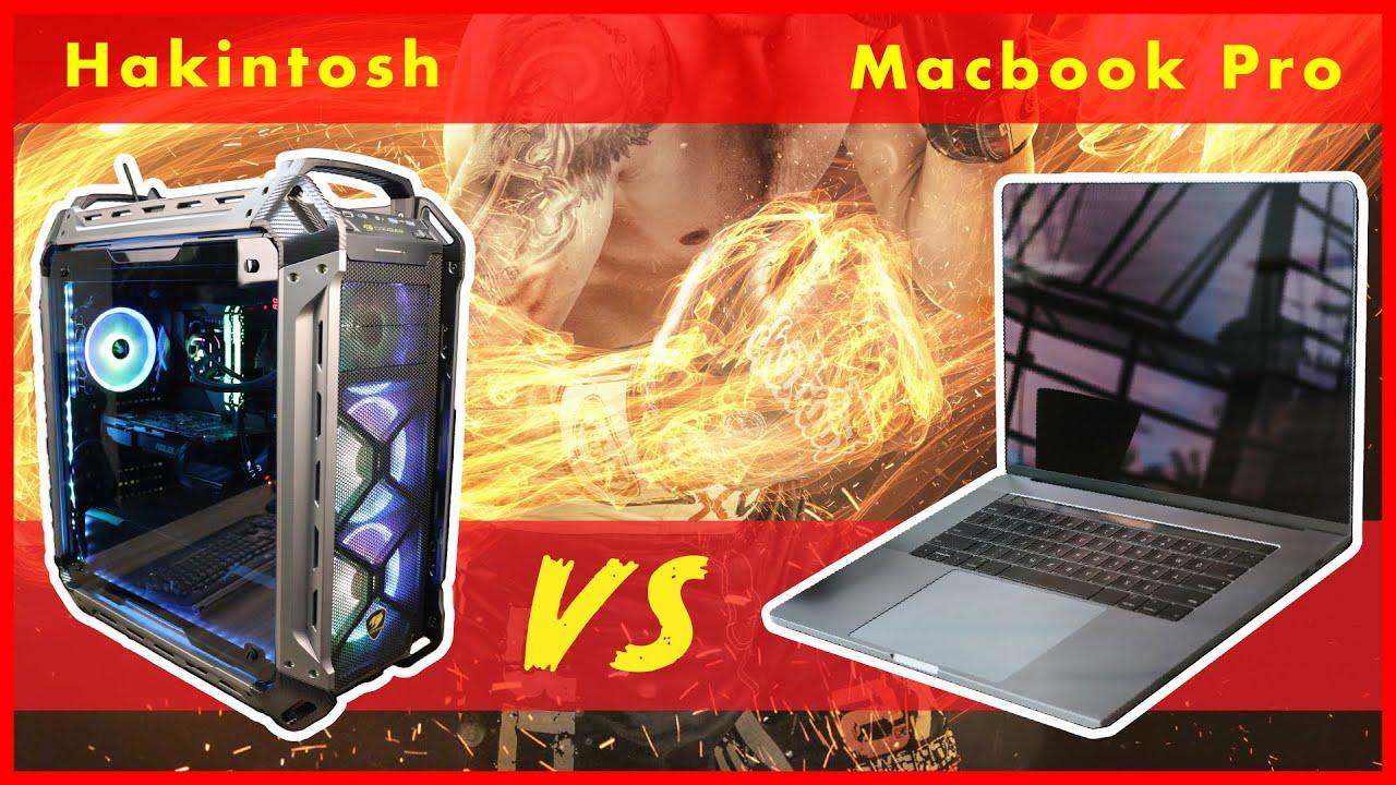 PC Gamer TOP para Hackintosh | Benchmark com MacBook Pro