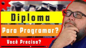 Preciso de Faculdade para ser Programador