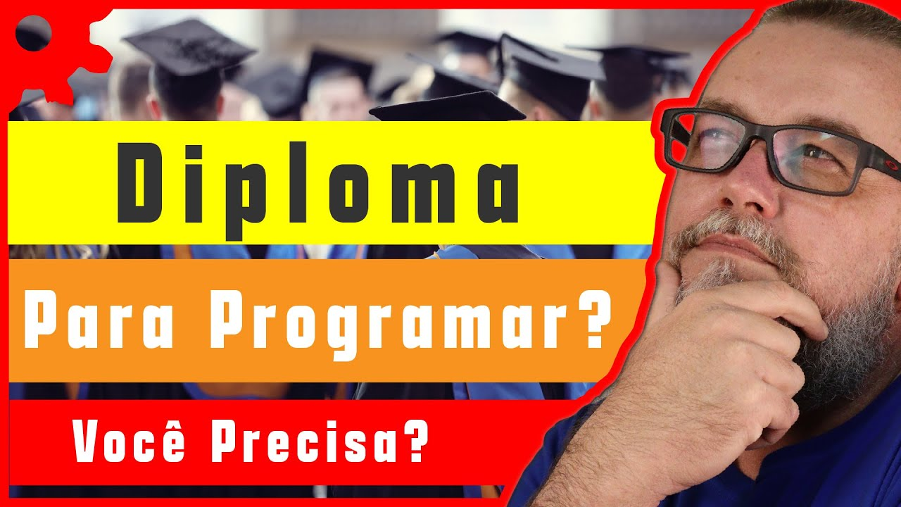 🎓 Preciso de Faculdade para ser Programador? 🤷♂️
