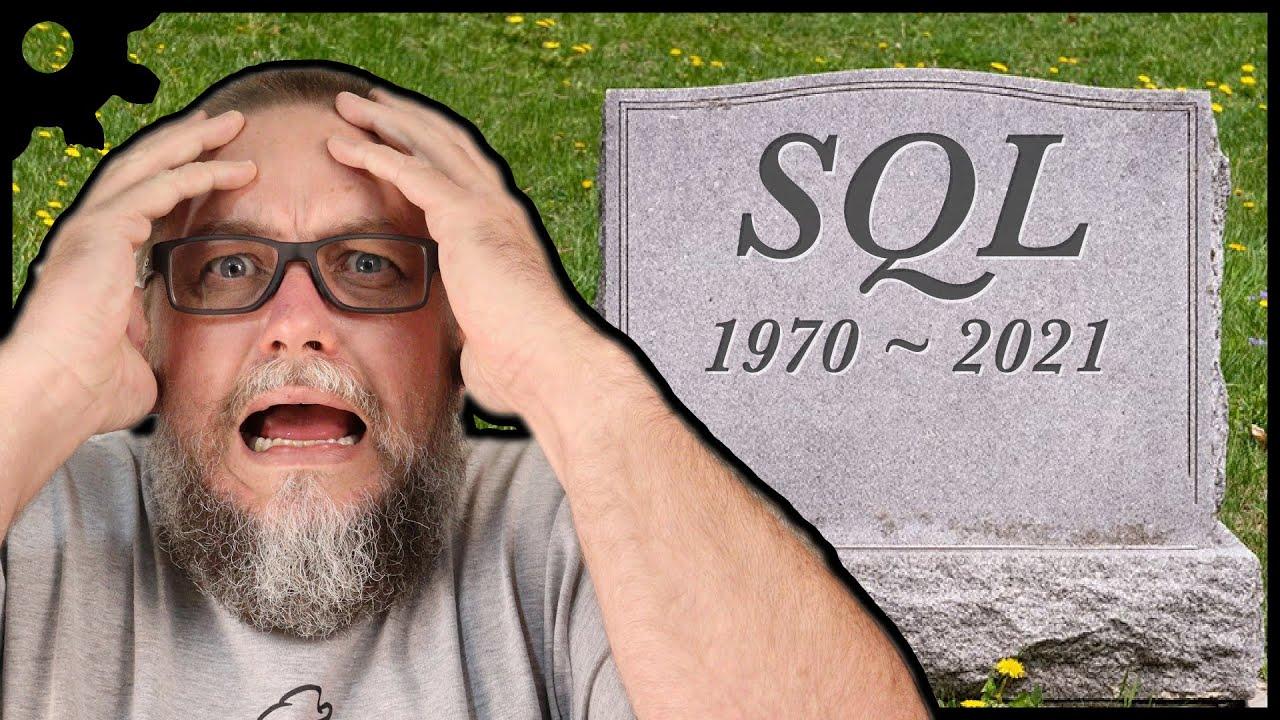 😧 SQL vai morrer! 🤯 | Quem substituirá o Banco de Dados Relacional?